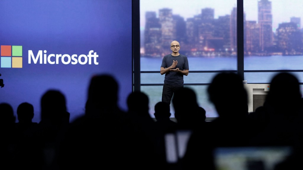 Microsoft Earnings Better Than Expected in Previous Quarter