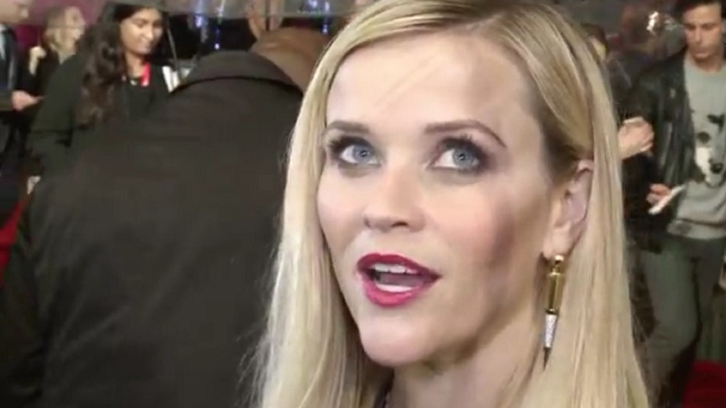 Reese Witherspoon to Star in Supernatural Thriller Cold