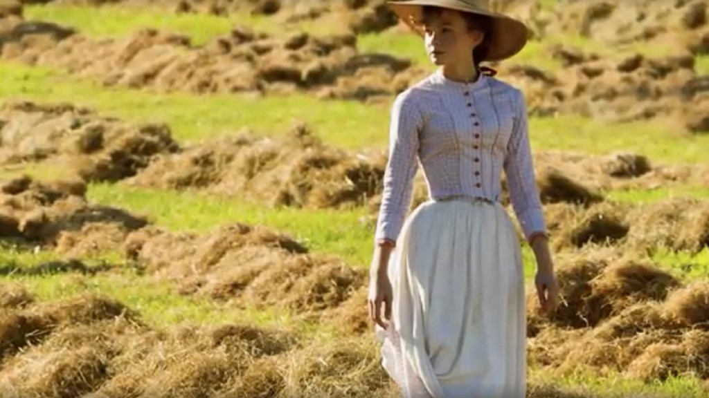 The Rural Beauty of New Film of Far From the Madding Crowd