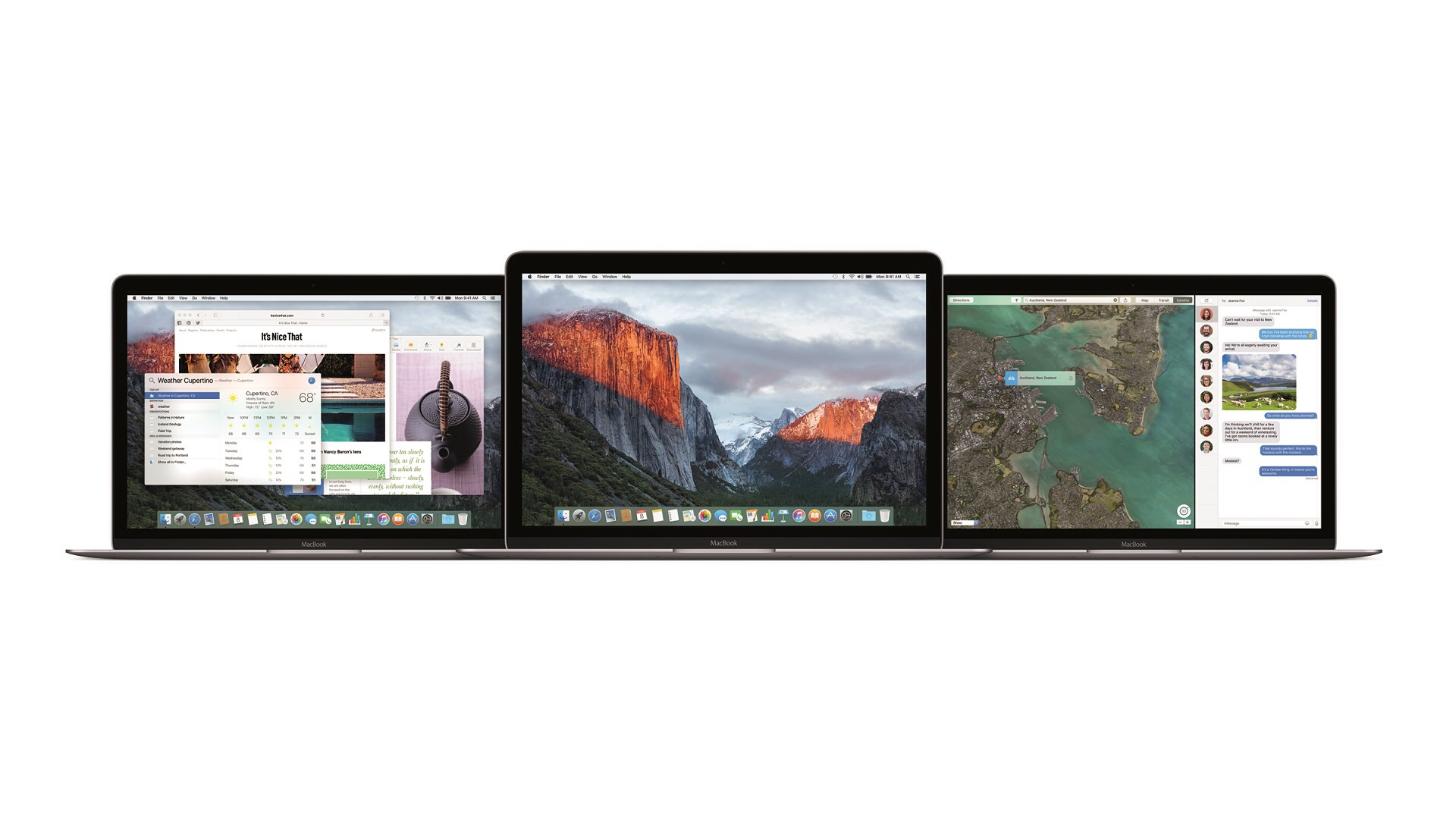 Photo of Apple Releases OS X El Capitan Recovery Update for Mac