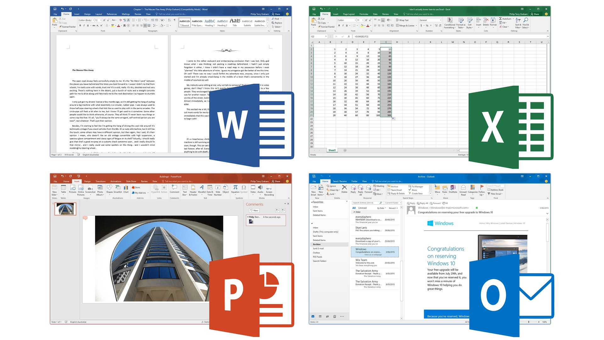 Photo of Microsoft Office 2016 to Launch on Windows on September 22