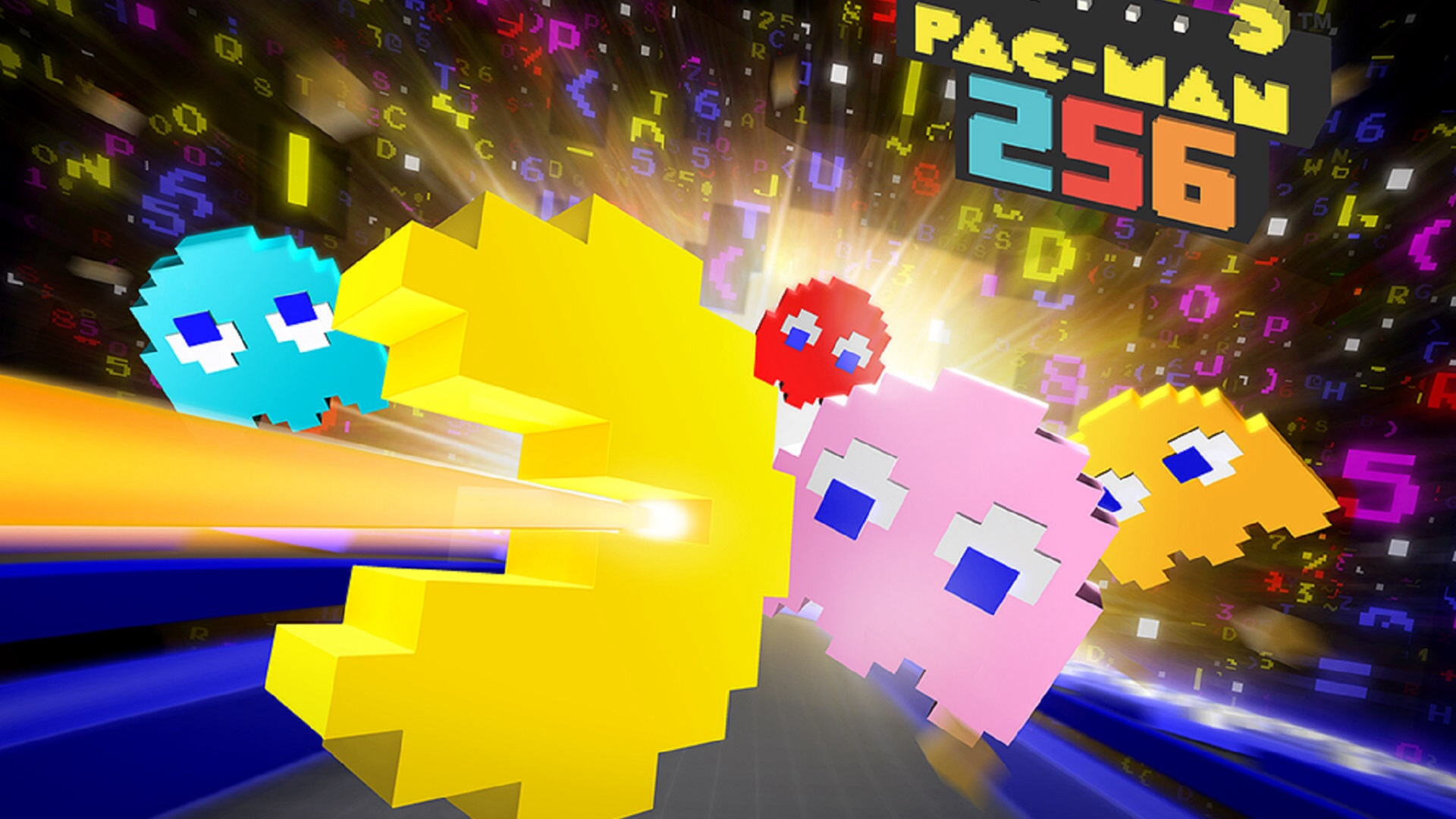 Photo of REVIEW: Pac-Man 256 – Endless Arcade Maze (iOS)