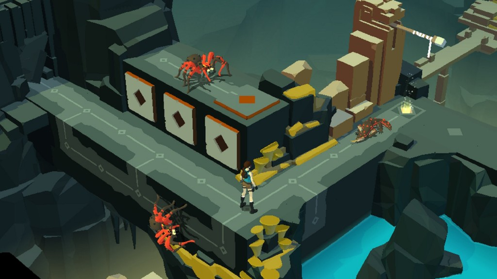 REVIEW: Lara Croft GO (iOS)