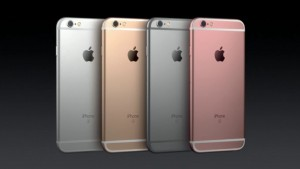 Apple Introduces the iPhone 6S and 6S Plus with 3D Touch