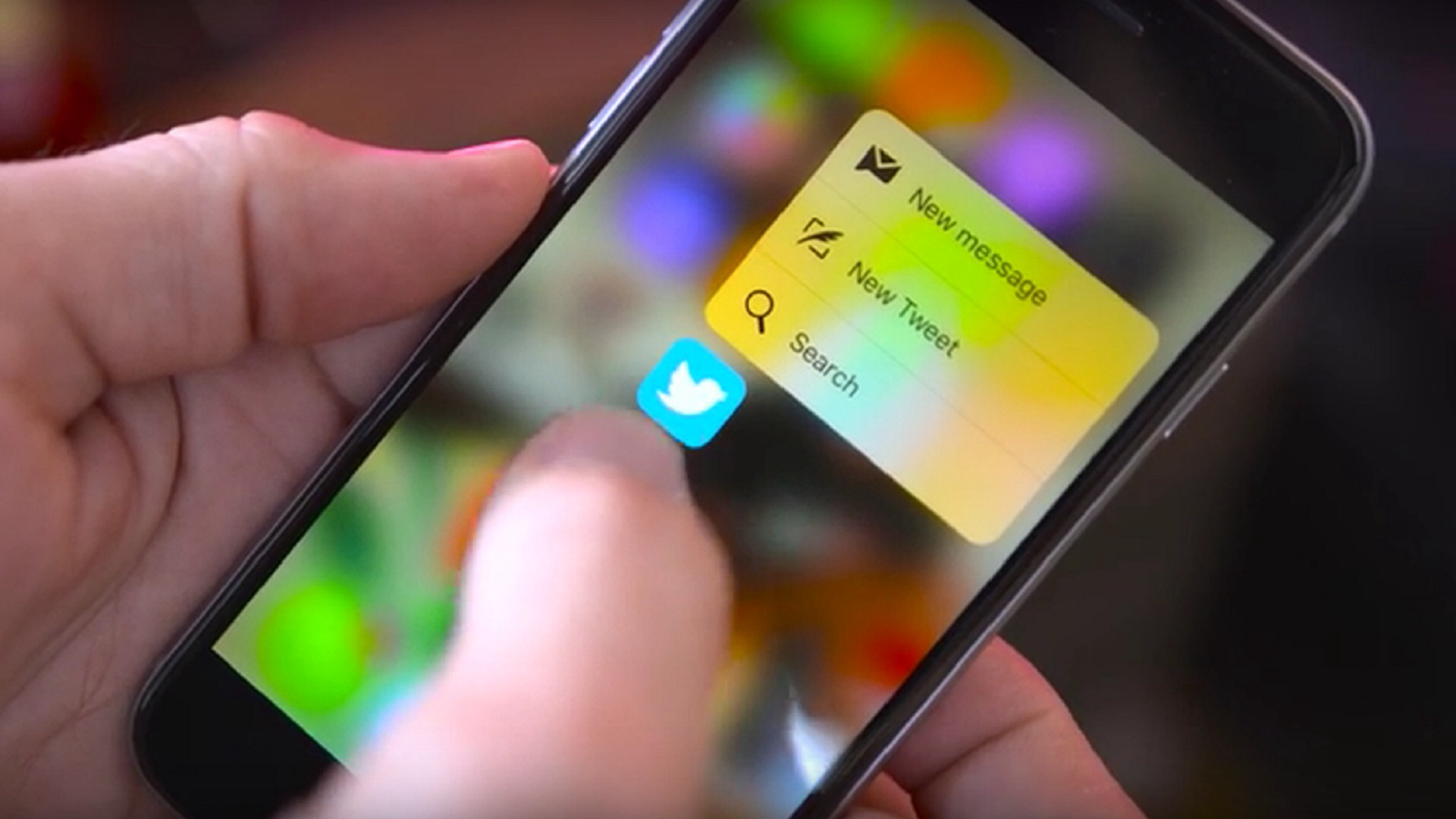 New Videos Show More of 3D Touch in iPhone 6S and 6S Plus