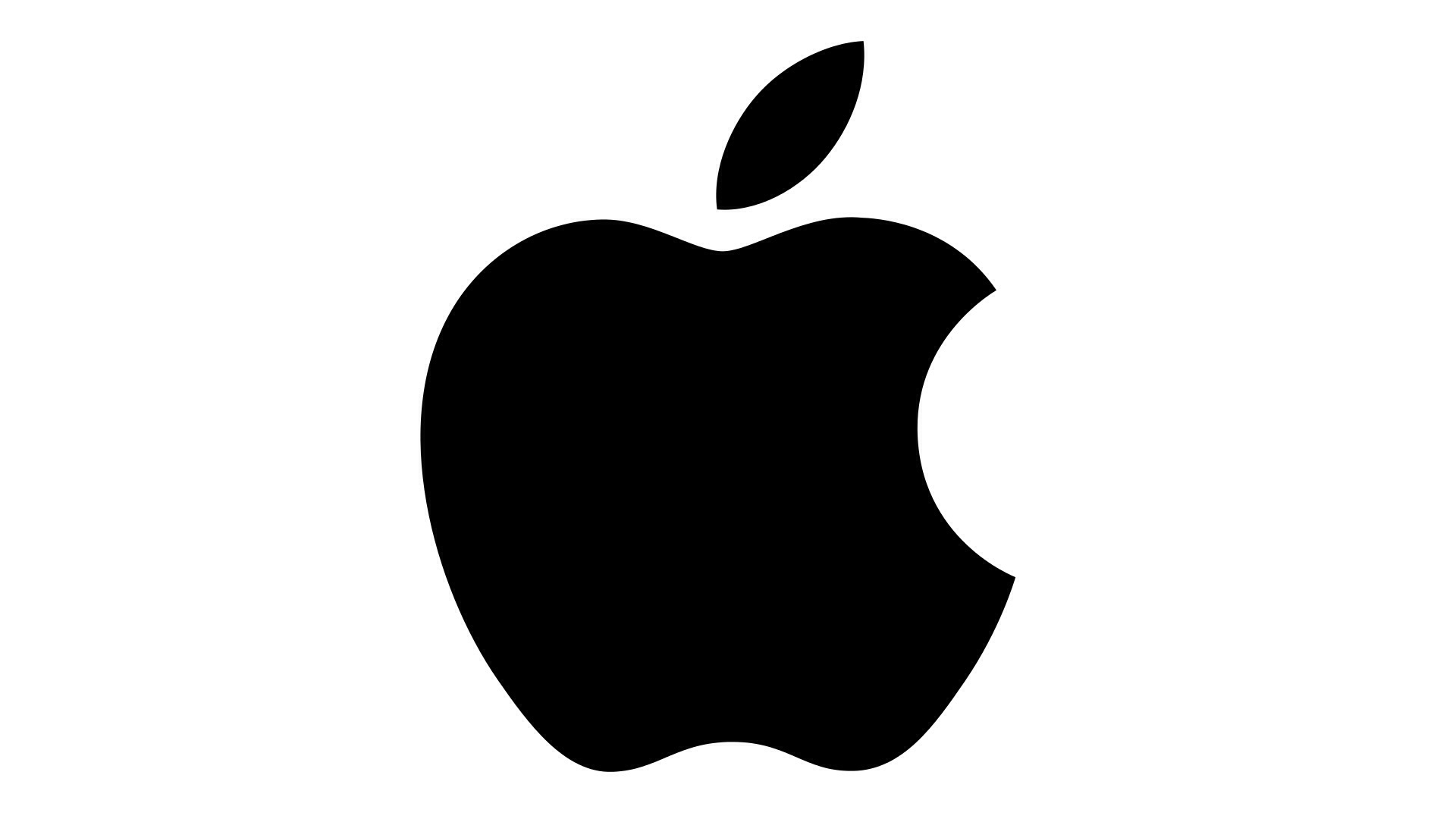 how to draw apple brand