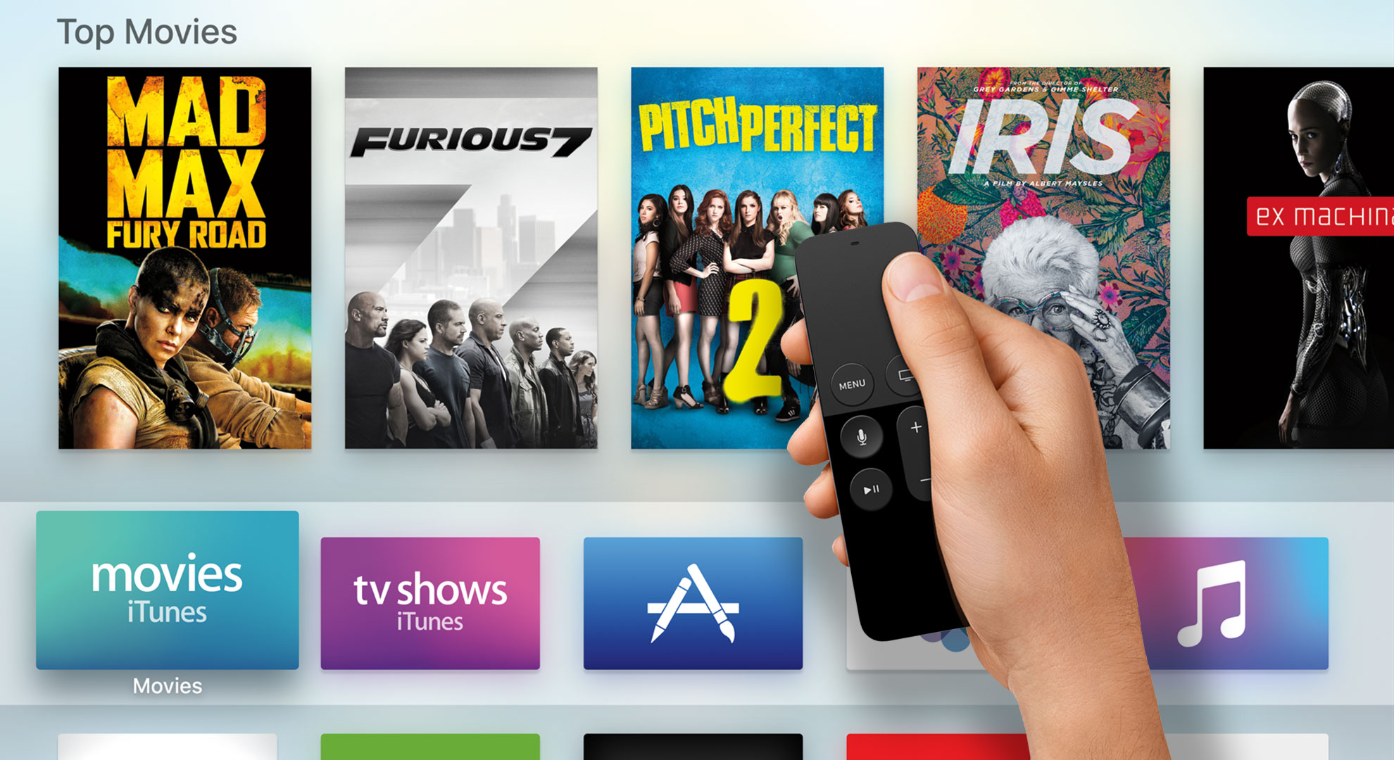 Photo of Siri Coming to Apple Music on Apple TV From Start of 2016