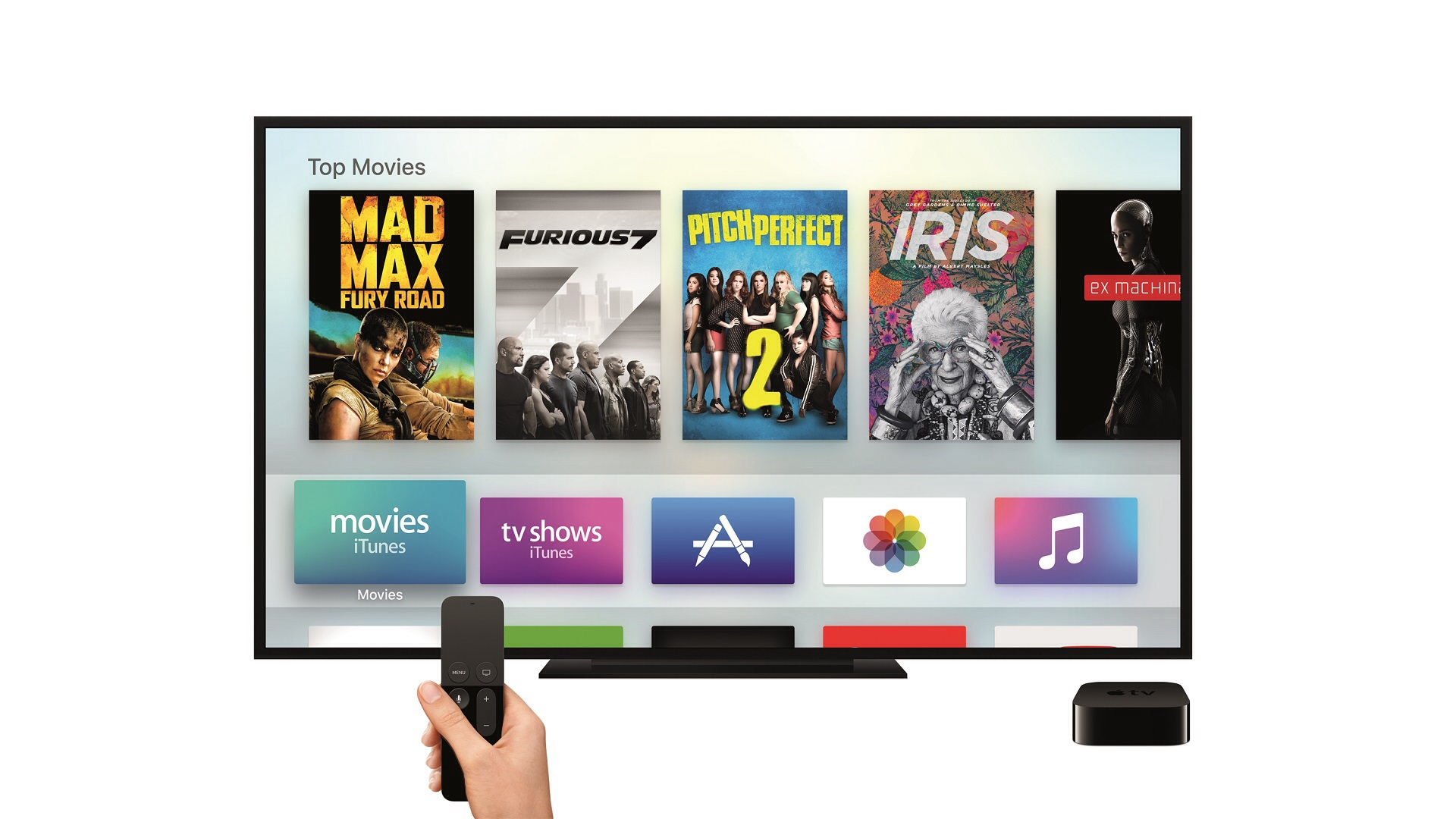 Photo of New Apple TV Now Open for Preorders Through Apple Website