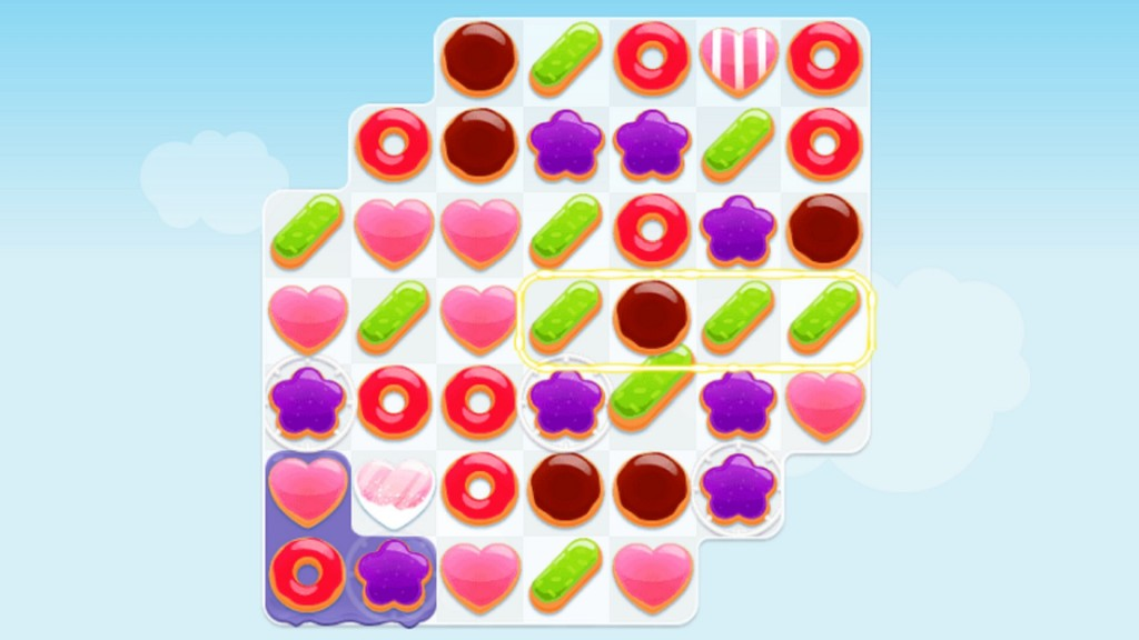 REVIEW: Donuts Go Crazy (iOS)