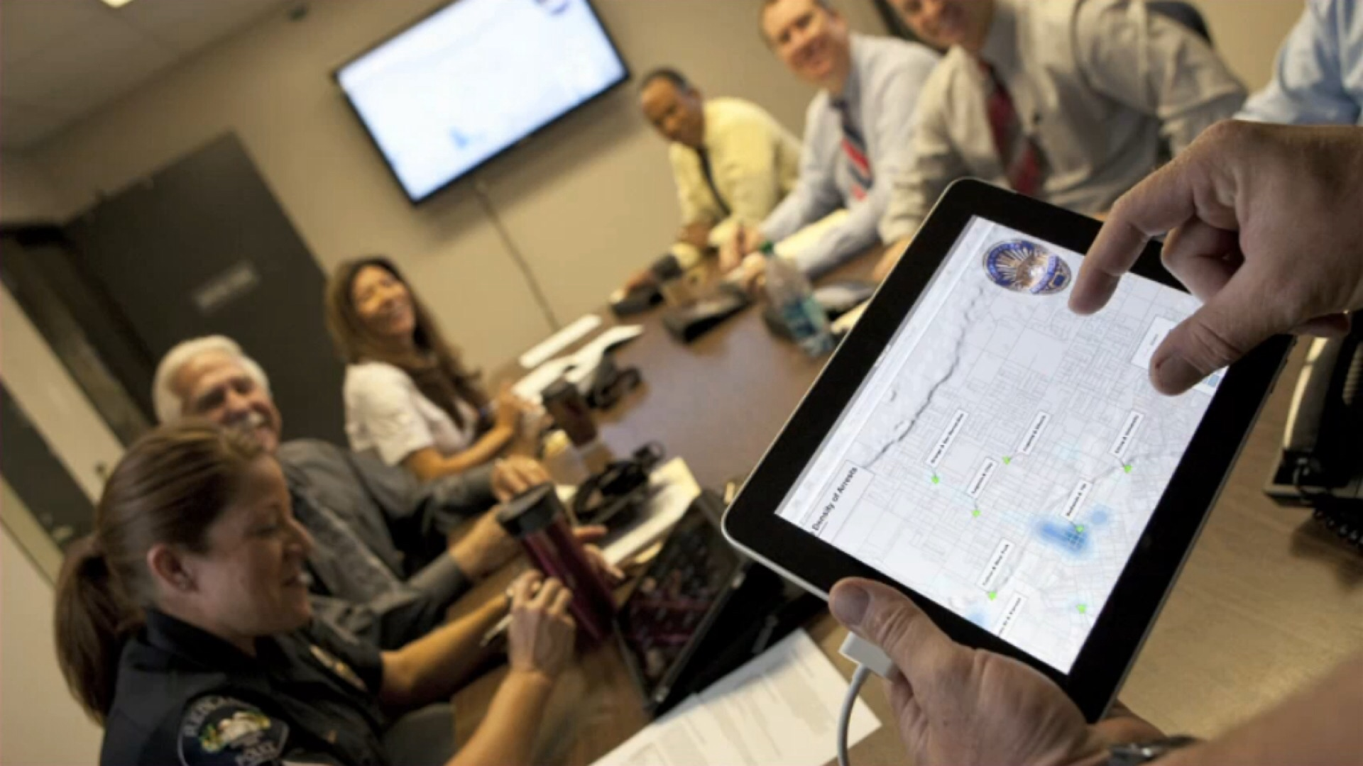 Photo of How iPhones and iPads Have Helped Improve Redlands Policing