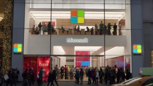 Microsoft Spreads Festive Cheer to Apple in New TV Advert