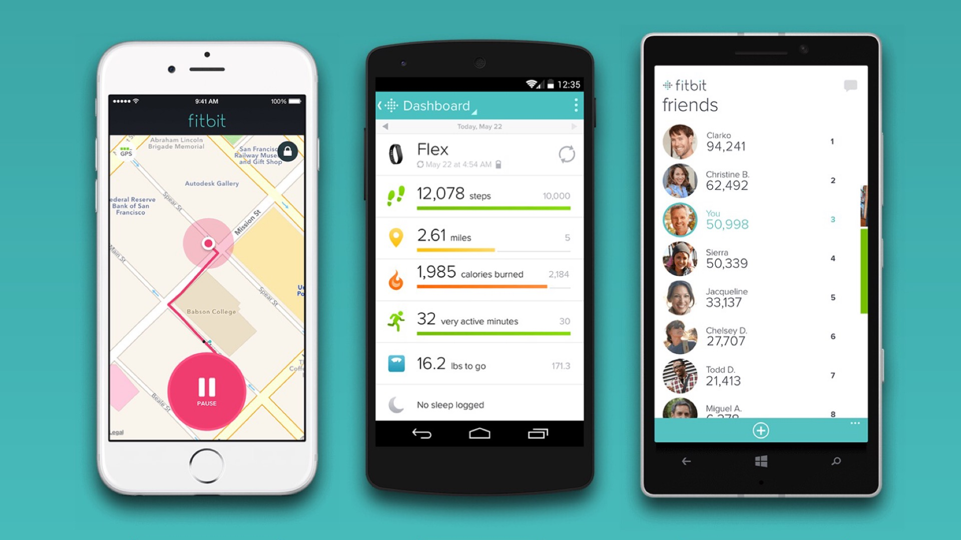 Photo of Fitbit Tops Chart of Free iOS Apps on Christmas Day in US