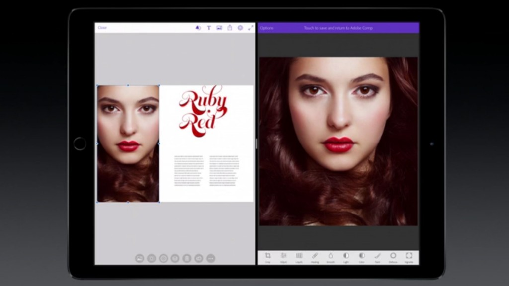 Photoshop Fix Updated with Further Support for Apple Pencil