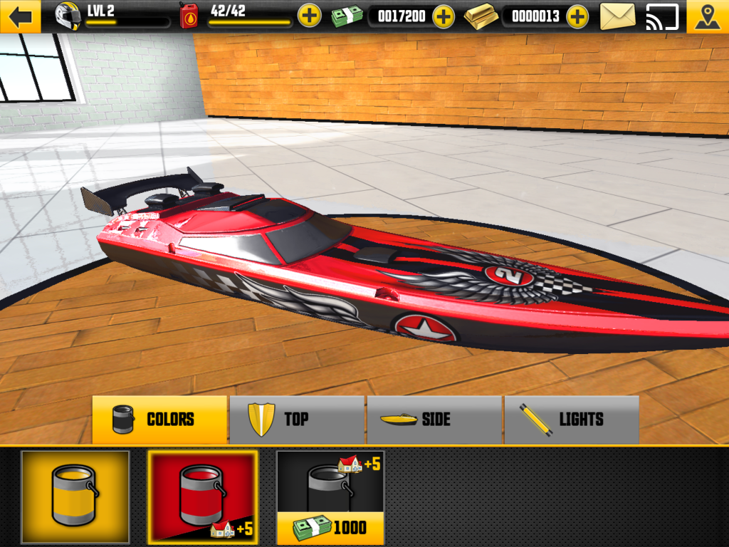 REVIEW: Driver Speedboat Paradise (iOS)