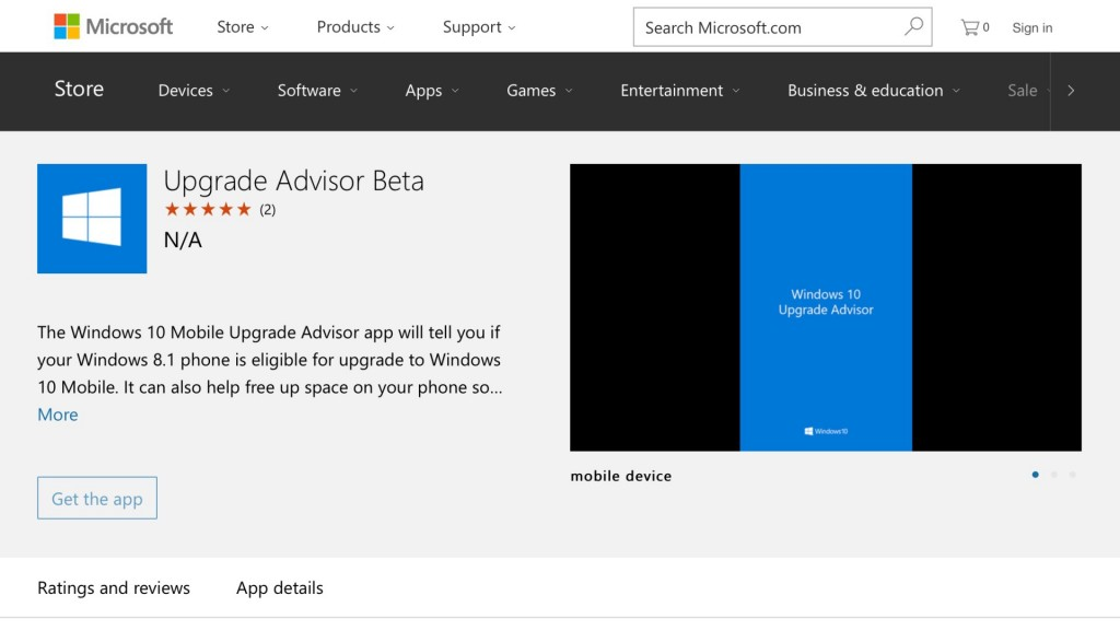 New Beta App Hints at Windows 10 Update for Old Lumia Phones
