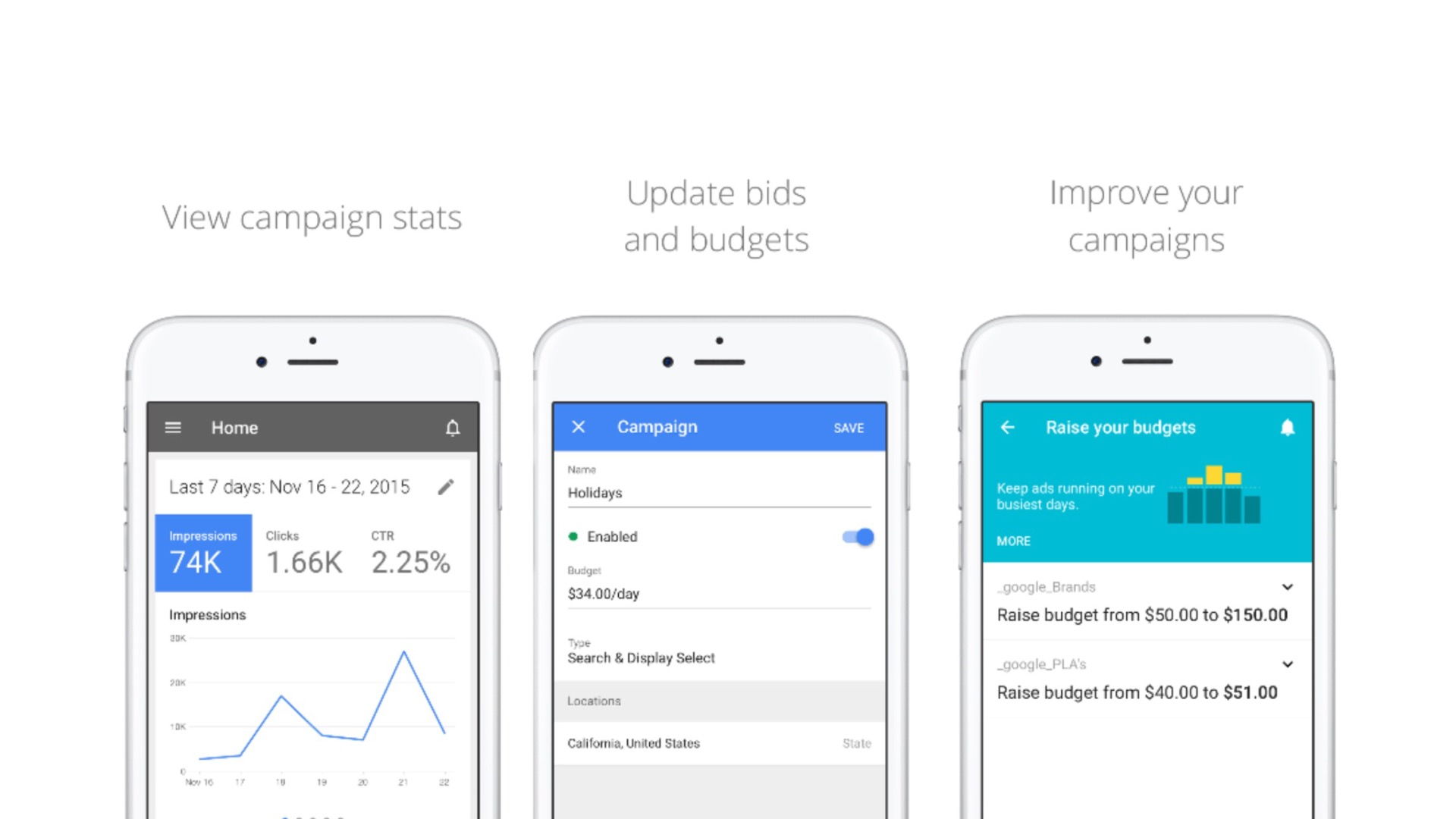 Google Releases iOS App for Top-Tier Version of AdWords