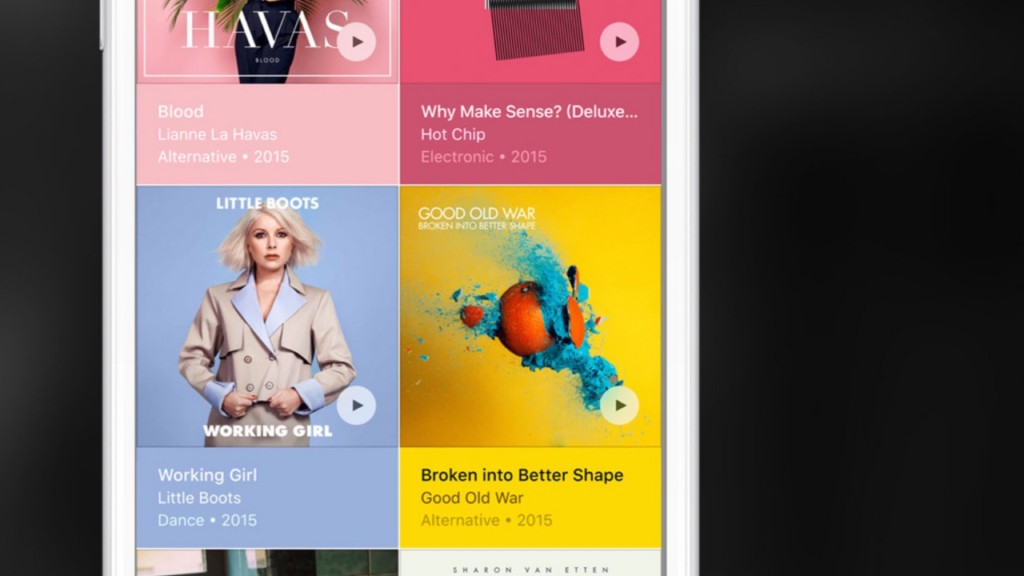 More Details Emerge About Design Overhaul of Apple Music