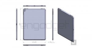 Alleged iPad Air 3 Drawing Reaffirms Rumors About Features