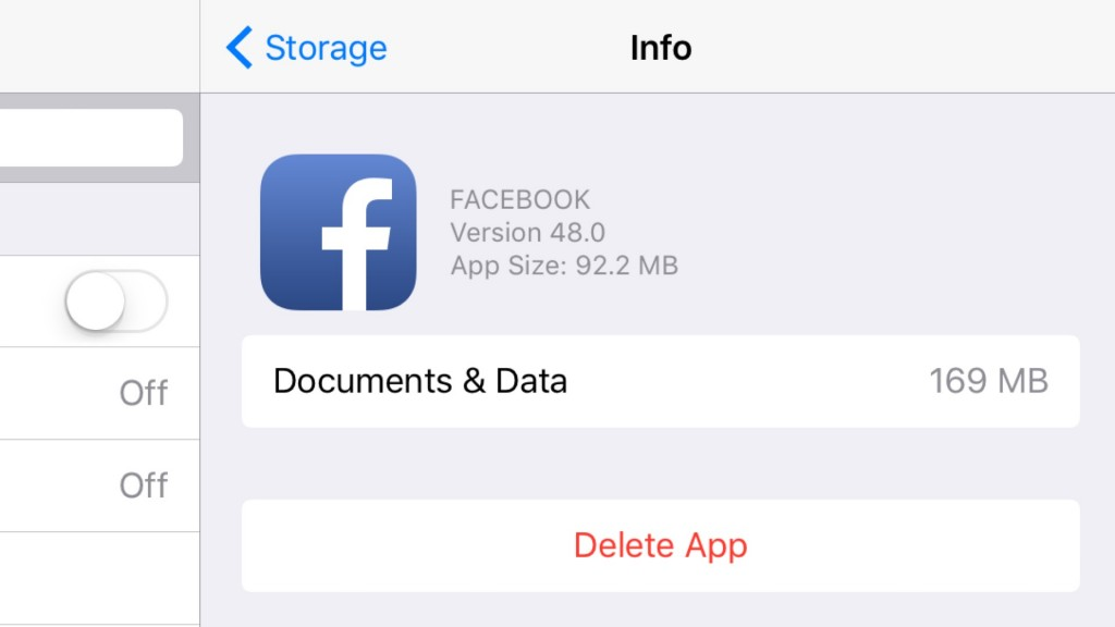 Facebook App Removal Said to Save 15% of iPhone Battery Life