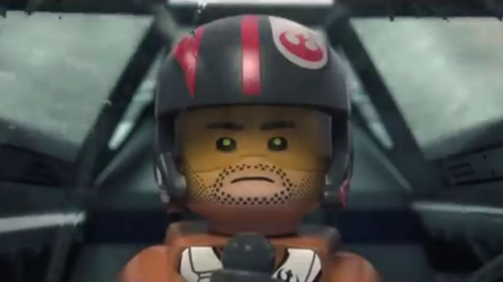 Lego Star Wars: The Force Awakens Game Announced for June 28