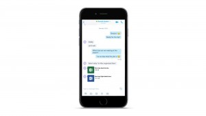 Skype on iPhone, iPad Now Natively Supports Microsoft Office