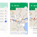 Google Rolling Out Pit Stop Feature for Maps App on iOS