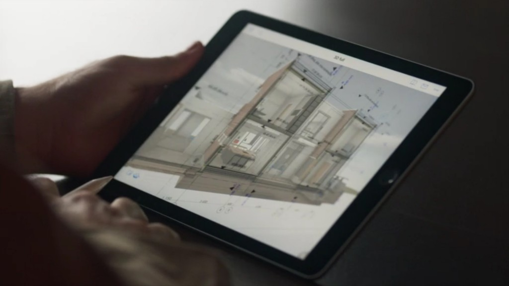 Apple Unveils 9.7-Inch iPad Pro with Apple Pencil Support