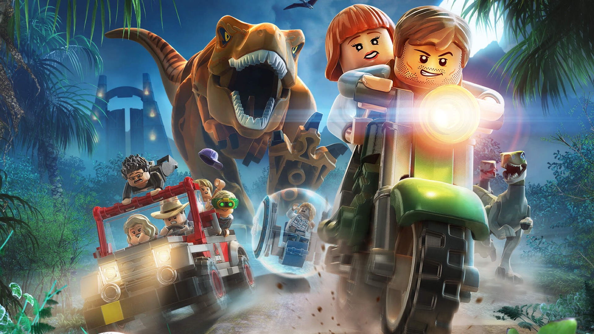 Photo of LEGO Jurassic World Comes to iOS, Includes 3D Touch Support