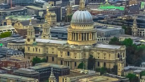 Google Shows Gigapixel View of London's St Paul's Cathedral