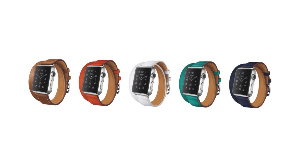 Apple Watch Hermès Bands to be Sold Separately in New Colors