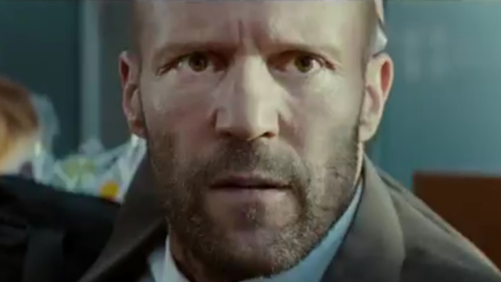 Jason Statham Stars in Bizarre Screen Ad for LG G5 Phone
