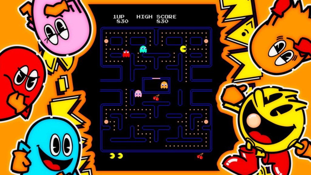 Retro Classics Including Pac-Man and Galaga Hit Xbox One