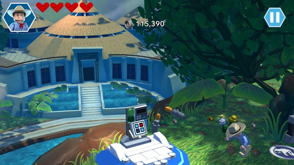 REVIEW: LEGO Jurassic World (iOS)