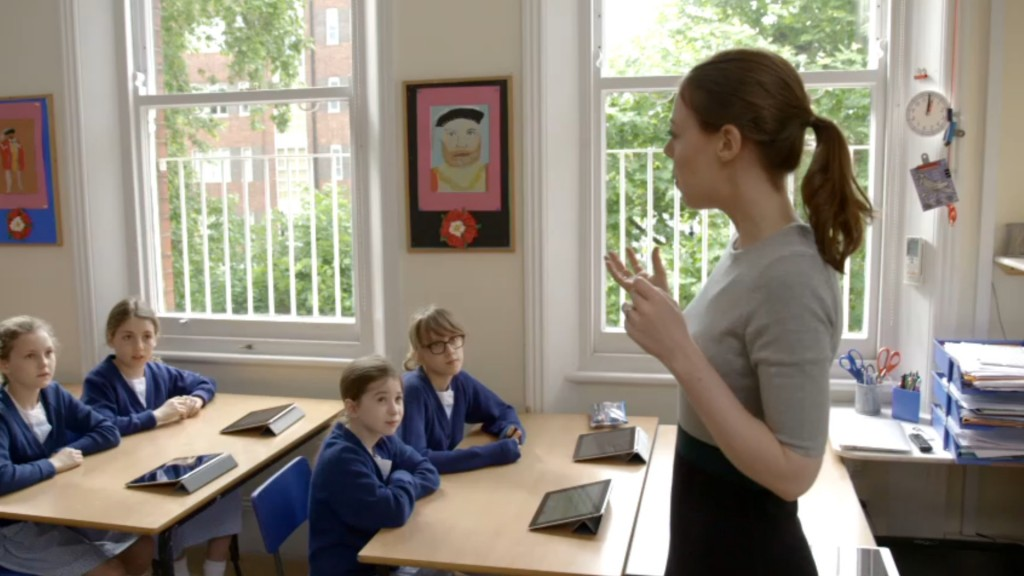 How Apple's Classroom App for iPad Could Transform Teaching