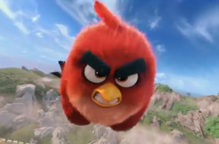 Early Reviews Suggest Average Movie Debut for Angry Birds