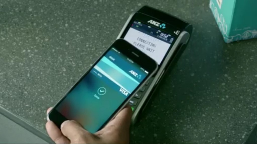 Australian Bank ANZ Promotes Apple Pay with Amusing New Ad