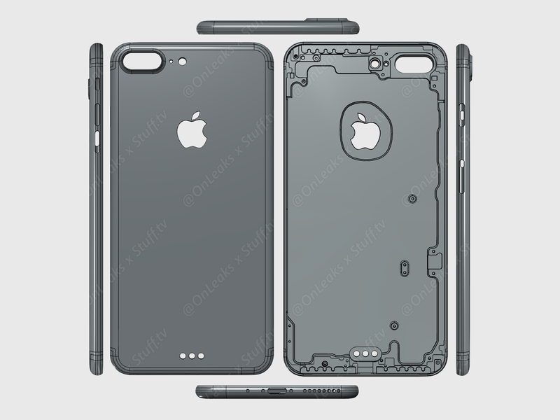 New Video Depicts More Recent Prototype of iPhone 7 Plus