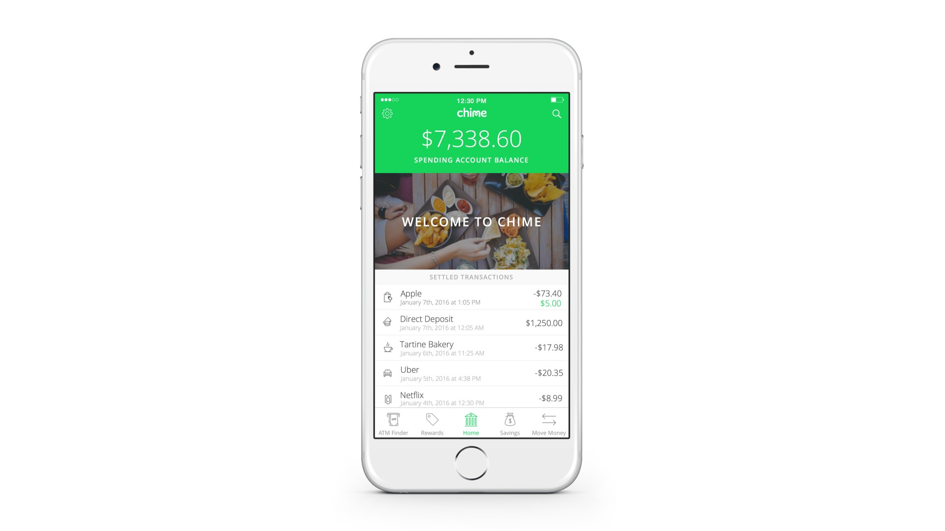 Chime Banking Now Supporting Apple Pay In Stores and Apps
