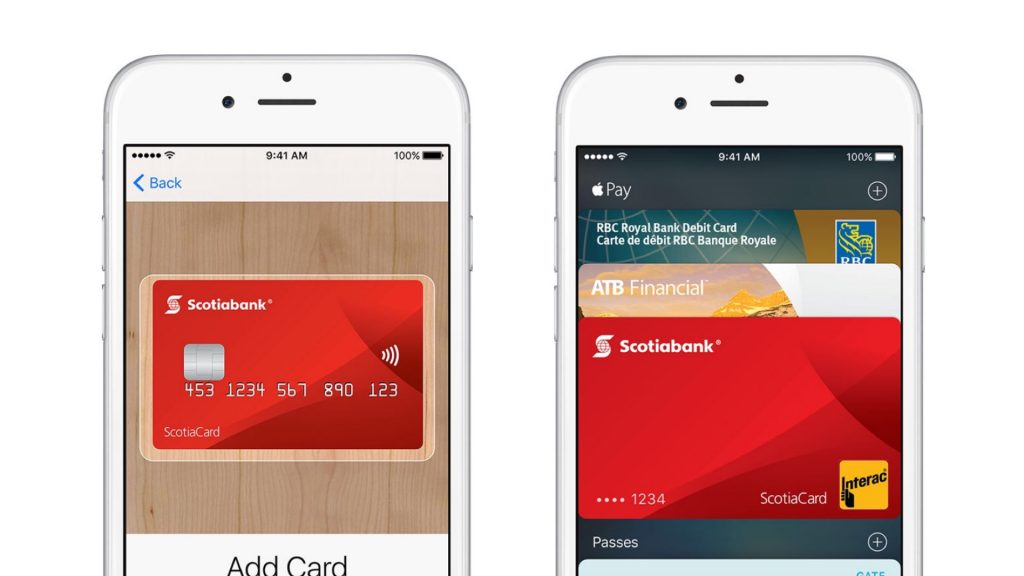 Apple Pay Expands to Canada's Scotiabank, TD Bank and BMO