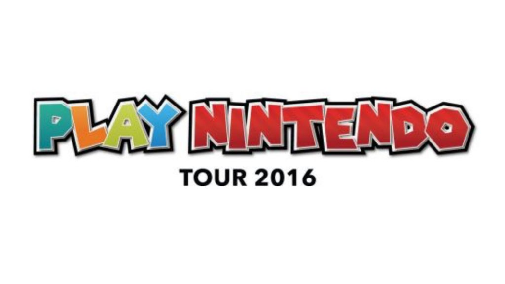 Play Nintendo Tour to Delight Families at 12 US Cities