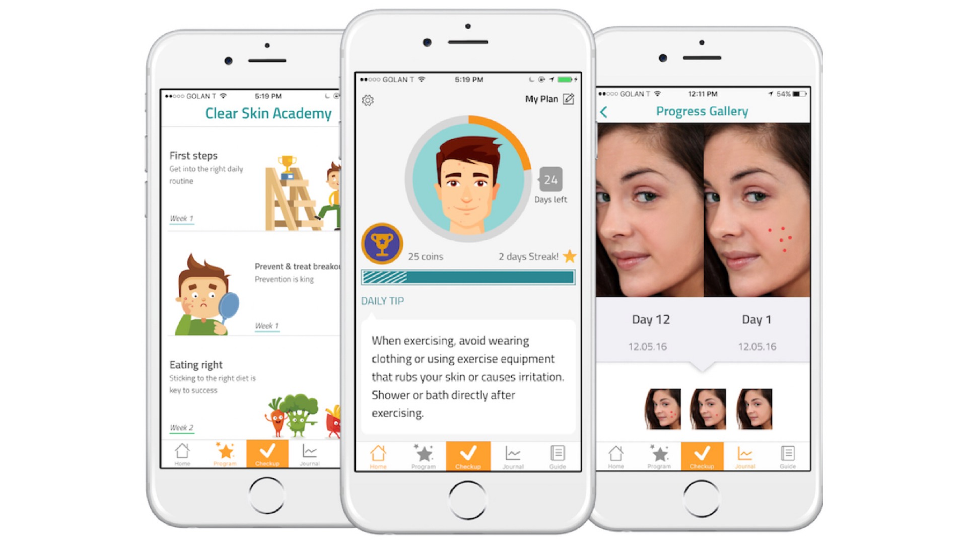 MDacne iPhone App Assists Monitoring and Treatment of Acne