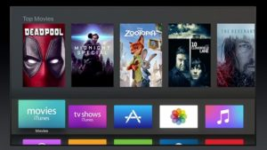 tvOS 10 to Add Single Sign-on, Improve Search on Apple TV