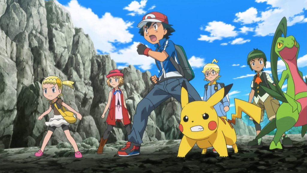 Pokémon TV App Now Allows Episodes to be Watched on Apple TV