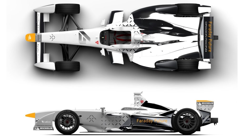 Faraday Future to Join All-Electric Racing Series Formula E