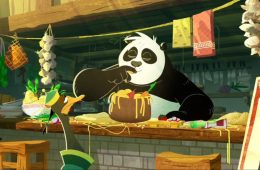 REVIEW: Kung Fu Panda: Secrets of the Scroll