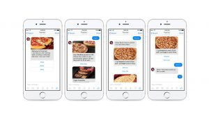 Pizza Hut Announces Chatbot for Ordering via Social Media