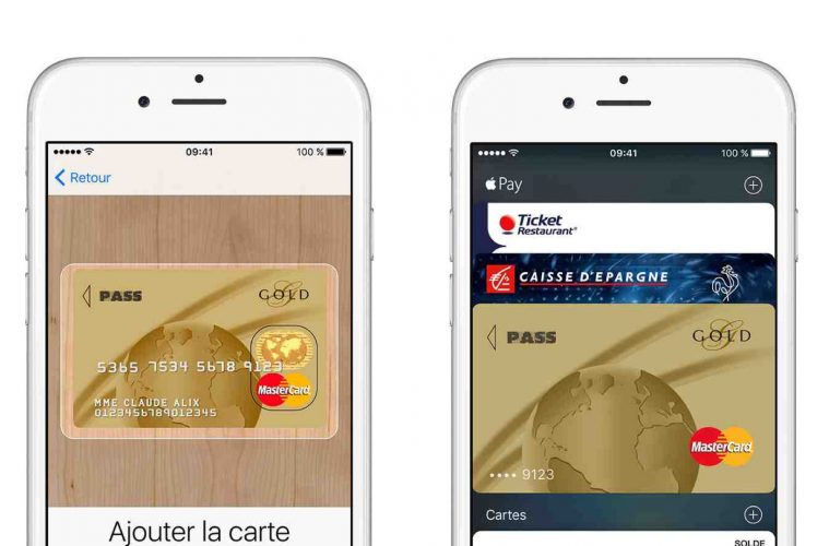 Mobile Payment Service Apple Pay Now Available in France