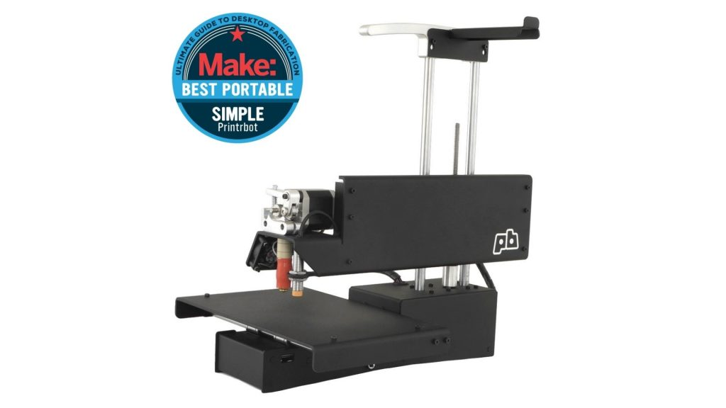Watch Out for Our Review of the Printrbot Simple 3D Printer