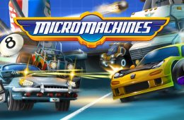 REVIEW: Micro Machines (iOS)