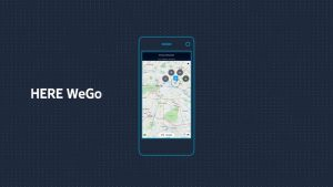 Apple Maps Rival HERE Maps Changes Name to HERE WeGo